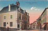 Cpa Du 57 - Saargemünd - Rathaus - Sarreguemines