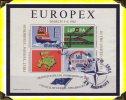 Nato -  BF Europex 1962  -  15° Anniversaire De L'alliance Atlantique -  Europe - Europe (Other)