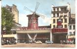 Paris :le  Moulin  Rouge- Music  Hall - Altri