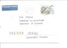 Lettre   France Pour Jersey  2000   (442) - France