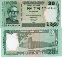 New Bangladesh Bank Note 2011; 2 Taka New Design! - Bangladesh