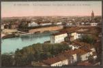 Cpa TOULOUSE (31) Vue Panoramique,les Quais, La Daurade Et La Dalbade  (bon Etat) - Toulouse