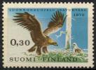 Finlande (1970) N 633 Luxe (Rapace)