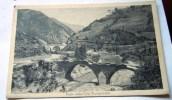 PIEVEPELAGO PONTE DELLA FOLA 1936   CIRC - Modena