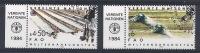 MM--359-.n° 39/40, Obl., Cote 3.10 €, Voir Scan Pour Detail ,  Liquidation A 20 % - Centre International De Vienne