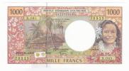 Polynésie Française / Tahiti - 1000 FCFP / X.045 / 2011 / Signatures Barroux-Noyer-Besse - Neuf / Jamais Circulé - Papeete (Polynésie Française 1914-1985)