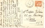 N°366 ARCACHON      Vers   PARIS    Le    10  SEPTEMBRE 1940 - France