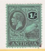 Antigua  60  (o)  Wmk. 3 - Antigua & Barbuda (...-1981)