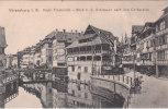 Cpa Du 67 - Strasbourg - Klein Frankreich - Blick V.d.Scheulen Nach Den Gerbereien - Strasbourg