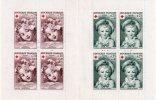 1 Carnet Croix Rouge 1962  Sans Colle , Et Defaut De Couverture Cot 47 - Croix Rouge