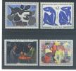 VEND TRES BELLE SERIE DE TABLEAUX N° 1319 - 1322 , NEUFS LUXES - Ungebraucht