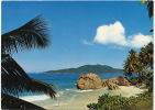 La Digue Timbrée Victoria 1988 Format 10 Part 15  Photo Peter Erbe - Seychelles
