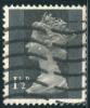 1967-1970 - Europe - Grande - Bretagne -  Elisabeth II  1.5 P - - Machin-Ausgaben