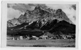 FOTOKARTE  EHRWALD Tirol Mit Zugspitzmassiv   Photo Carl P. Wagner - Österreich