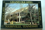 Grand Ole Opry House - Nashville, Tennessee - Nashville