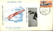 ROMA 17a OLIMPIADE 1960 TUFFI MED ORO TOBIAN - Estate 1960: Roma