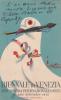 PUBBLICITA' ADVERTISING BIENNALE DI VENEZIA XXIX MOSTRA D´ARTE MAGGIO-SETTEMBRE 1948 VG1948 PUBBLICITARIA EPOCA 100% - Manifestazioni