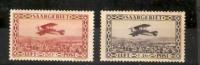 Saargebiet 1928  / Airmail  Stamps - Otros