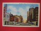 Omaha  NE --  16 Th Street At Jackson  Linen==   == Ref 272 - Etats-Unis