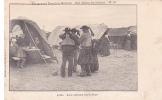 18326 SAINTE ANNE LA PALUE Un Grand Pardon Breton Les Tentes Buvettes . 459 Hamonic - Bretagne Coiffe Costume Breton