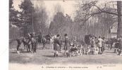 18329 Chasse à Courre, Un Rendez-vous. 8 C.M. Spido Gaumont - Chien Meute Malcuit Photo éd Paris - Chasse