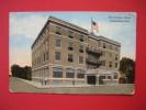 - Nebraska > Columbus  The Evans Hotel  Ca 1910 ==   == Ref 273 - Columbus