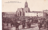 18333 BRESSUIRE (79 France) - Le Champ De Foire - Un Jour De Marché -51 Nozais - Vache Betail - Foires