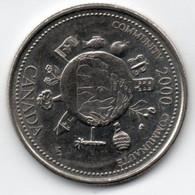 NEW HEBRIDES 100/500/1000 Francs 1975-79 UNC Set 3 Pcs - Banconote