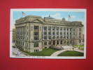 Nebraska > Omaha   -- Douglas County Court House  1925 Cancel  ==   == Ref 273 - Etats-Unis