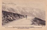 18362  Un Coureur Du Tour De France Dans Le Col De L'Aubisque ; Aliments Sucrés Sucre. Almanach Vermot. Photo Rol