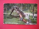 - Nebraska > Omaha  Children On Slide In Hanscom Park   1917 Cancel   ==   == Ref 273 - Autres