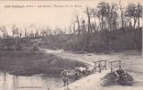 18369 DOMLOUP --Domloup Les Buttes - Payage Près Bourg  ; 2275 Lamiré . Lavadiere Enfant - France