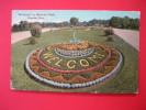 Nebraska > Omaha  Floral Welcome In Hanscom Park   1914 Cancel==   == Ref 274 - Etats-Unis