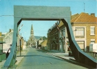 """MORTAGNE-DU-NORD : L'Eglise - RARE CPM - Editions """"La Cigogne""""  - Courrier De 1975 - France"""