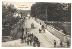 Baccarat (54) : L'avenue De La Gare Env 1910 (animé, Attelage). - Baccarat