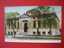 Nebraska > Lincoln -Public Library Ca 1910 == Ref 274 - Etats-Unis