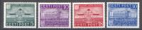 Estonia 1939 Unif. 167/70 **/MNH VF - Estonia