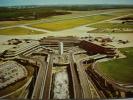 117  KOLN BONN FLUGHAFEN AIRPORT AEROPUERTO GERMANY POSTCARD OTHERS IN MY STORE - Aerodrome