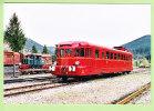 ST JEAN DU GARD : Autorail VH 24 Ex. CFTA/CFSNE De La CITEV. Avril 2003 - Trains