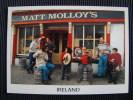 CPSM Ireland-The Famous Matt Molloys Pub,Westport     L846 - Mayo
