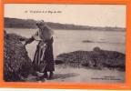 Douarnenez,  , Vue Générale De La Plage Du Riz , Coll. Plouhinec 96 ( Port Offert ) - Douarnenez
