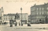 Cognac : Sur La Place François Ier. 2 Scans Edition CCC - Cognac