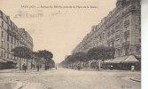 75 - PARIS 12è / AVENUE DU BEL AIR PRISE DE LA PLACE DE LA NATION - Arrondissement: 12
