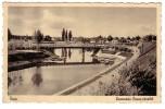HUNGARY - Baja, Bridge, Year 1943 - Hungary