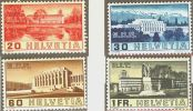 CH ILO/BIT 1938 Yt 307-310 Mint CV € 26.00 (462) - Switzerland