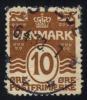 Denmark #95 Numeral, Used (0.25) - 1913-47 (Christian X)