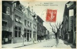 01 BELLEY La Caisse D'Epargne Grande Rue - Belley