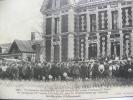 Saint-Nicolas D´aliermont, Manifestation De Sympathie Par Les Ouvriers Des Usines Couaillet Frères. - Non Classés