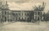 TARASCON - Ecole Communale De Filles - Animée - 2 Scans - Tarascon