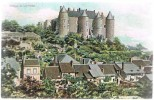 712-France 37-Chateau De Luynes-Dessin Colorise-Ed ND Ref 10 - Luynes